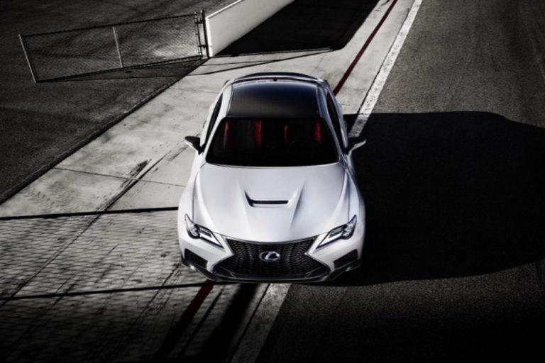 Lexus UC – nowe sportowe coupe jeszcze w tym roku?