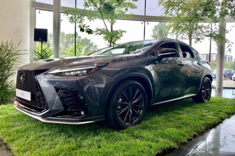 Nowy Lexus NX w Polsce. Zobacz go na żywo